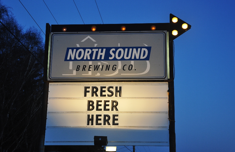 north sound brewing