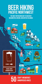 beer hiking pnw book
