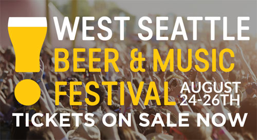 West Seattle Beer and Music Festival 2018