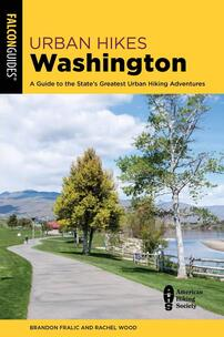Urban Hikes Washington book