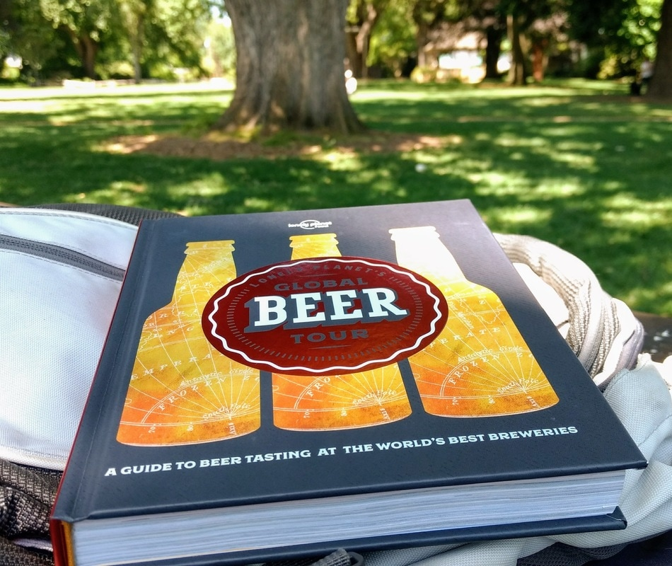 Global Beer Tour Book Lonely Planet